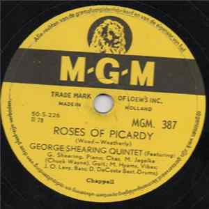 George Shearing Quintet - Roses Of Picardy / For You album