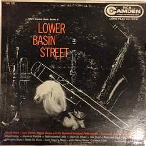 Dinah Shore, Lena Horne, Sidney Bechet, Henry Levine And His Barefoot Dixieland Philharmonic, Paul Laval And His Woodwindy Ten - NBC's Chamber Music Society Of Lower Basin Street album