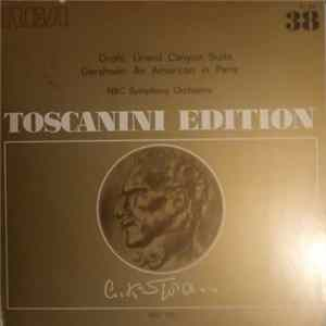 Toscanini, NBC Symphony Orchestra - Grofé, Gershwin - Grofé: Grand Canyon Suite / Gershwin: An American In Paris album