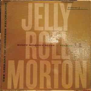 Jelly Roll Morton - The Library Of Congress Recordings Volume 11: Buddy Bolden's Blues album