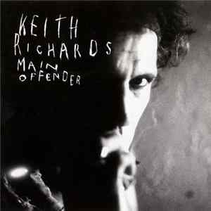 Keith Richards - Main Offender album