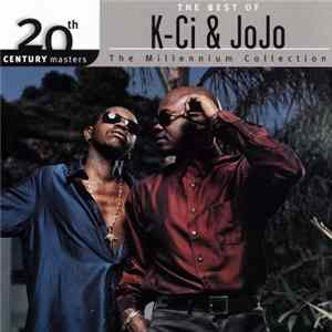 K-Ci & JoJo - The Best Of K-Ci & JoJo album