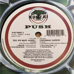 Push - Till We Meet Again / Universal Nation album
