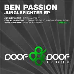 Ben Passion - Junglefighter EP album
