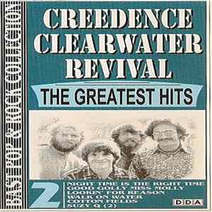 Creedence Clearwater Revival - The Greatest Hits 2 album