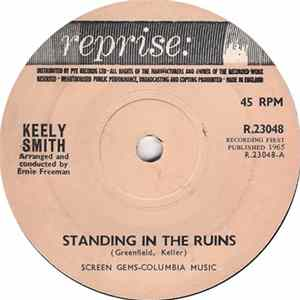 Keely Smith - Standing In The Ruins album