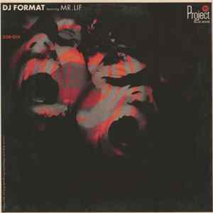 DJ Format Featuring Edan / Mr. Lif - Spaceship Earth / Terror album
