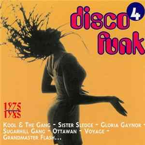 Various - Disco Funk Volume 4 album