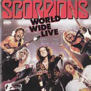 Scorpions - World Wide Live album