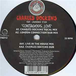 Charles Dockins Feat. Lawrence D'Ior - Contagious Love album