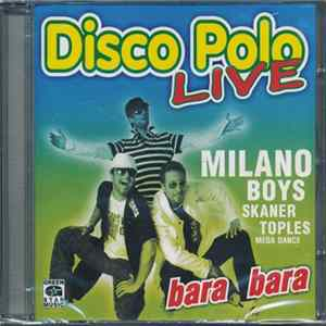 Various - Disco Polo Live - Bara Bara album