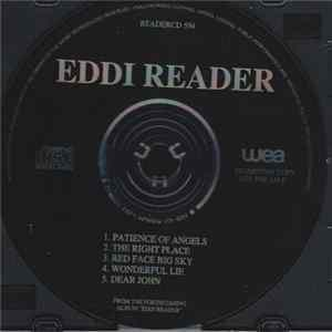 Eddi Reader - Patience Of Angels album