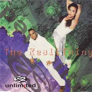 2 Unlimited - The Real Thing album