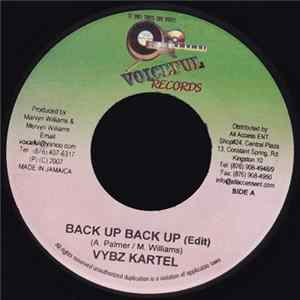 Vybz Kartel - Back Up Back Up album