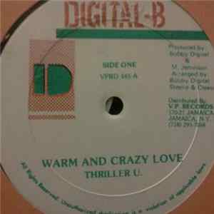Thriller U / Admiral Tibet - Warm And Crazy Love / Power Of The Sound album
