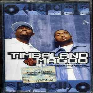 Timbaland & Magoo - Indecent Proposal album