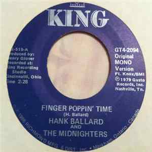 Hank Ballard And The Midnighters - Finger Poppin' Time album