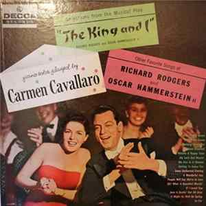 Carmen Cavallaro - The King And I And Other Richard Rodgers An Oscar Hammerstein II Songs album