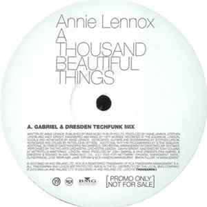 Annie Lennox - A Thousand Beautiful Things album
