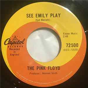 The Pink Floyd - See Emily Play album