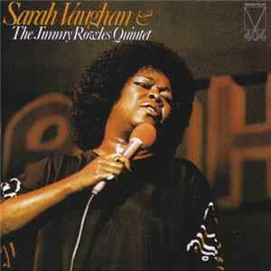 Sarah Vaughan & The Jimmy Rowles Quintet - Sarah Vaughan & The Jimmy Rowles Quintet album
