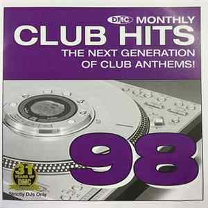 Various - Essential Club Hits 98 album