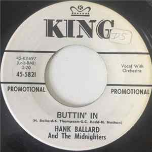 Hank Ballard And The Midnighters - Buttin' In / I'm Learning album