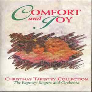 The Regency Singers And Orchestra - Comfort and Joy album