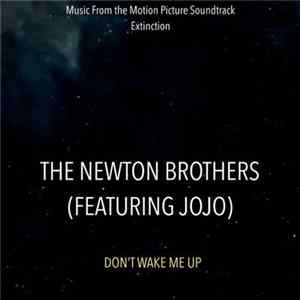 "The Newton Brothers & Callaghan Belle - Don't Wake Me Up (Music From The ""Extinction"" Original Motion Picture Soundtrack) album"