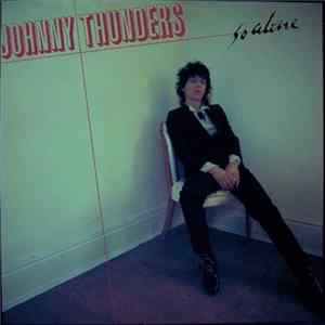Johnny Thunders - So Alone album